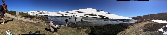 Crossing_Thredbo_River_in_Spring