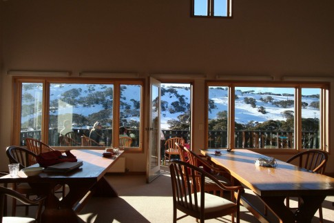 AAC_Perisher_Huette_Dining_Room