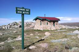 seamans hut